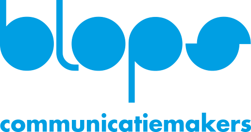 Logo Blops communicatiemakers